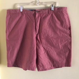 Merona Tailored Fit Nantucket Red Shorts